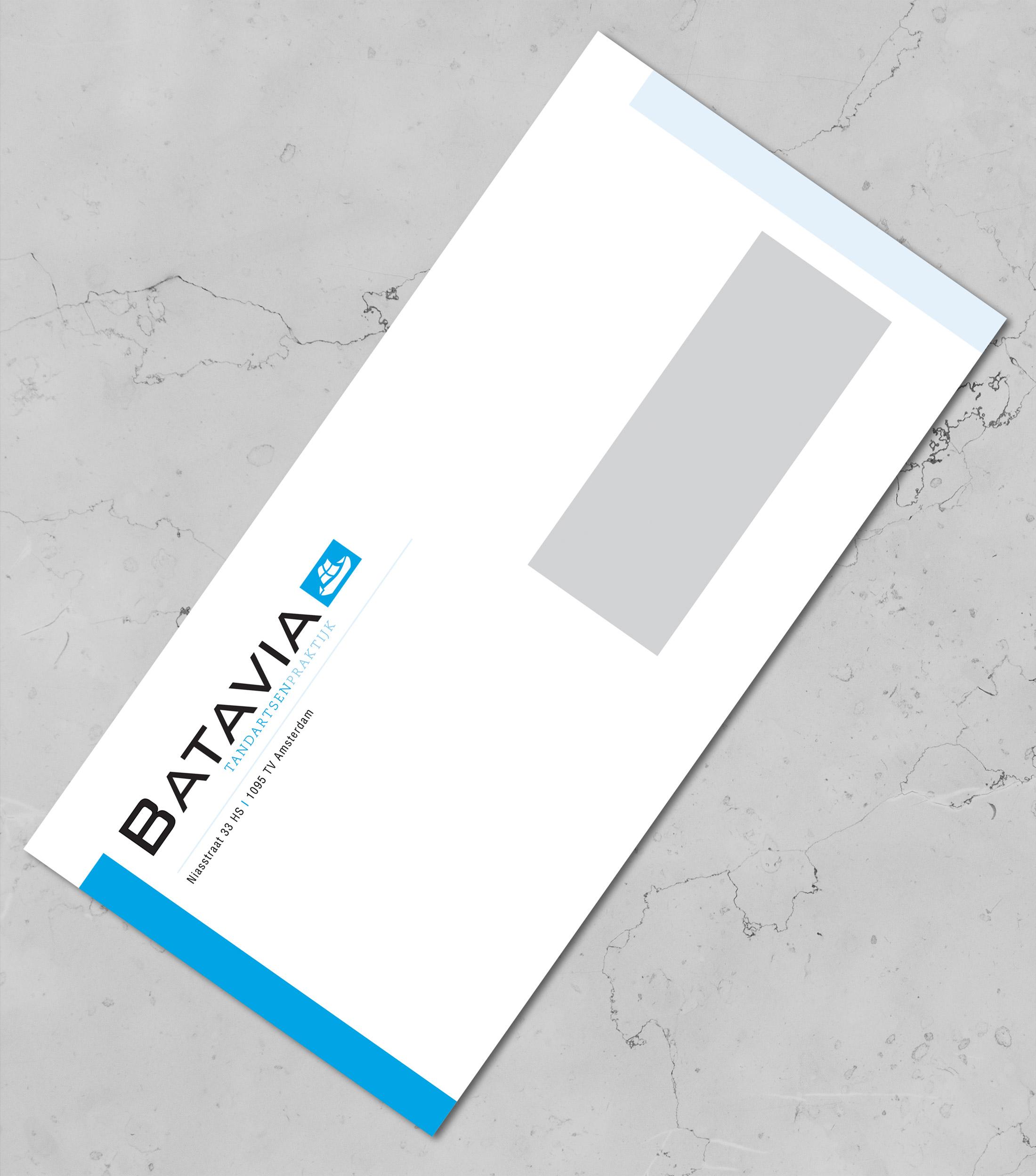 Batavia-Envelop