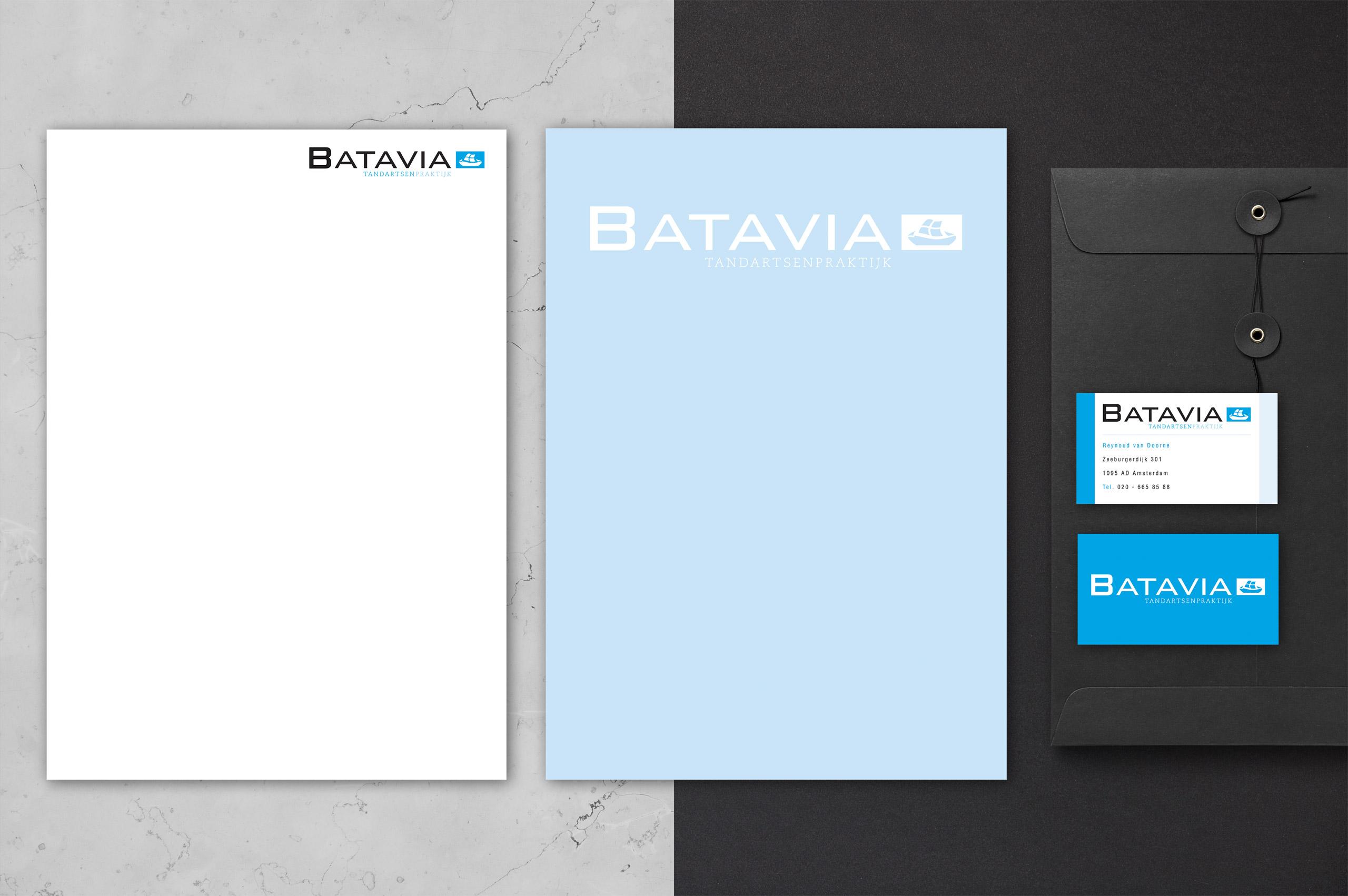 Batavia-Huisstijl