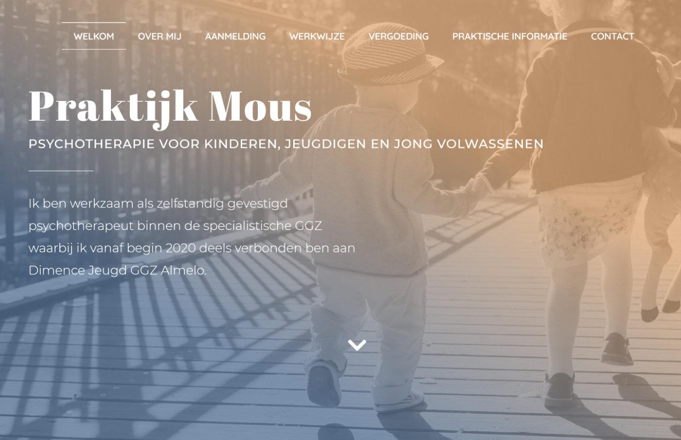 Praktijk-Mous-Website